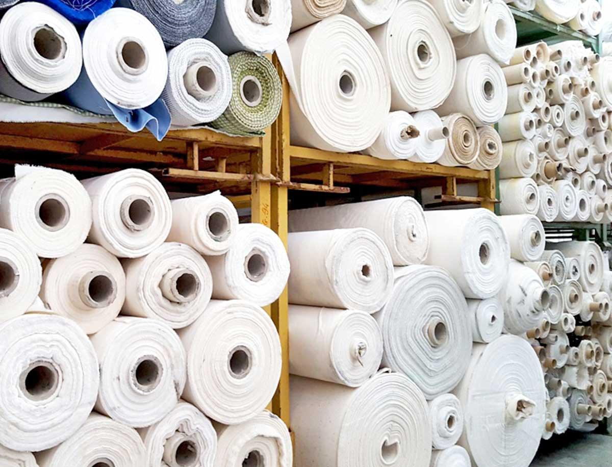 convenienza tessuti stock